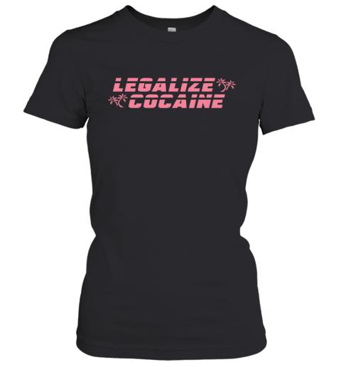 Legalize Cocaine Women's T-Shirt