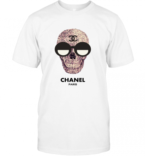 Chanel Skull Limited Edition T-Shirt