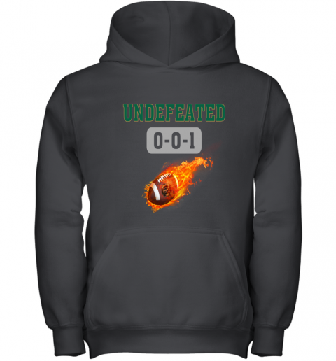 NFL NEW YORK JETS LOGO Undefeated Youth Hoodie