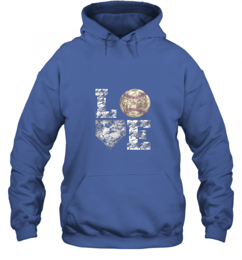 js2h baseball distressed ball cute dad mom love gift hoodie 23 front royal
