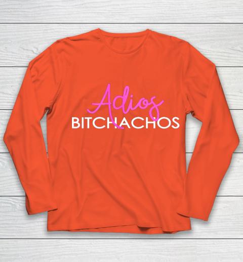 Adios Bitchachos Shirt Cinco De Mayo Youth Long Sleeve 3