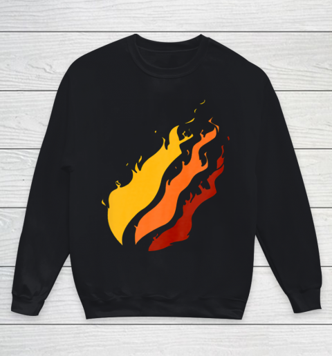 Gaming Tee for Gamer with Game Plays Style Youth Sweatshirt