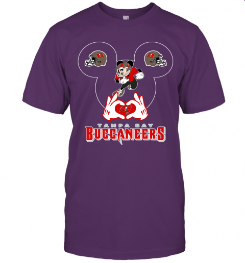 1zmc i love the buccaneers mickey mouse tampa bay buccaneers s jersey t shirt 60 front team purple