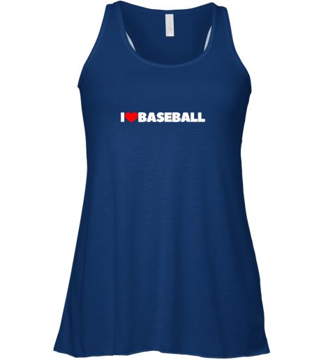 vjdl i love heart baseball flowy tank 32 front true royal