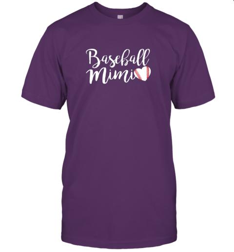 srwv funny baseball mimi shirt gift jersey t shirt 60 front team purple