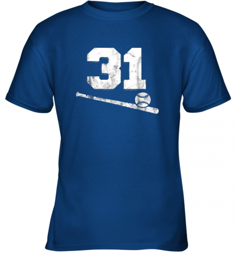 re55 vintage baseball jersey number 31 shirt player number youth t shirt 26 front royal