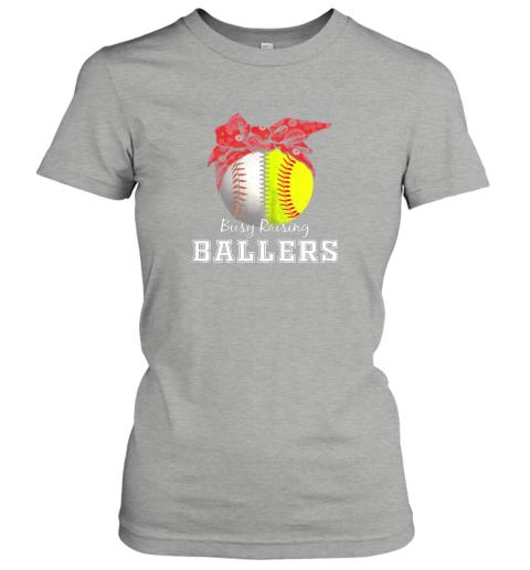 nxv1 busy raising ballers softball baseball shirt baseball mom ladies t shirt 20 front ash