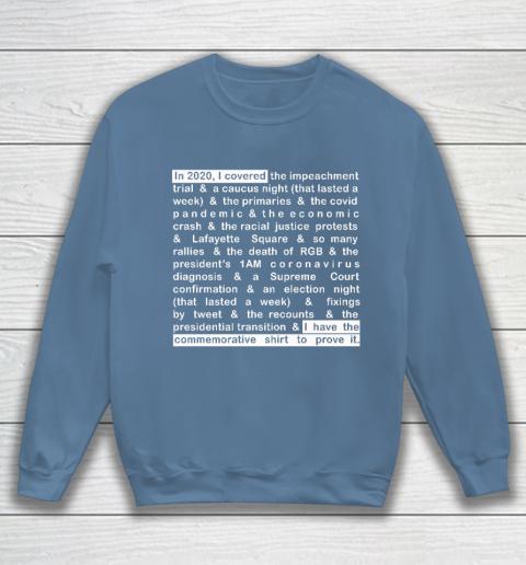 Jim Acosta Sweatshirt 6