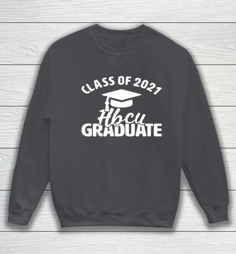 HBCU Alumni Apparel Class Of 2021 HBCU Grad Sweatshirt 4