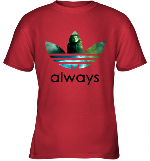 rr4f adidas severus snape always harry potter shirts youth t shirt 26 front red