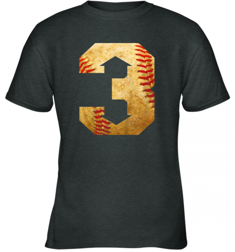 b3qc three up three down baseball 3 up 3 down youth t shirt 26 front dark heather