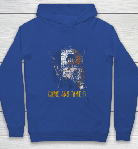 Come And Take It Irish Youth Hoodie 6
