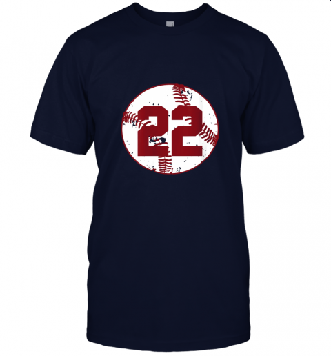 v773 womens vintage baseball number 22 shirt cool softball mom gift jersey t shirt 60 front navy