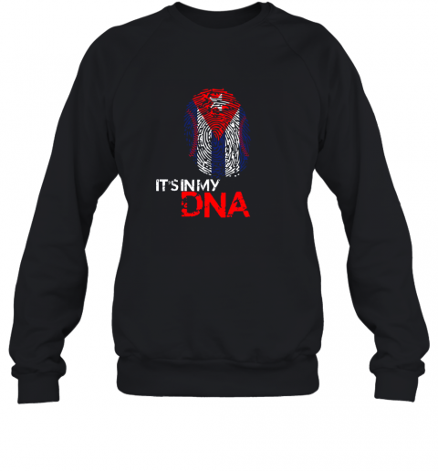 Cuba Baseball DNA Cuban Shirt Cubano Classic Flag Turquino Sweatshirt