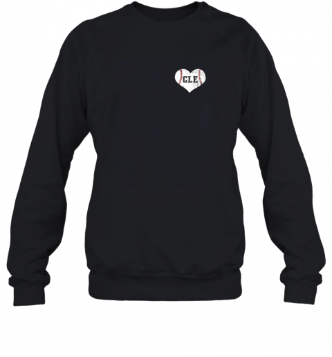 Vintage Cleveland Baseball  Ohio CLE Sweatshirt
