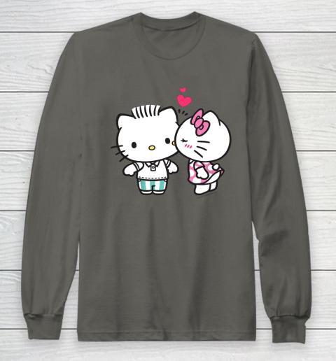 Hello Kitty and Dear Daniel Valentine Tee Long Sleeve T-Shirt 5