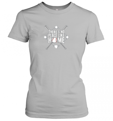 zoo1 there39 s no place like home baseball tshirt mom dad youth ladies t shirt 20 front sport grey