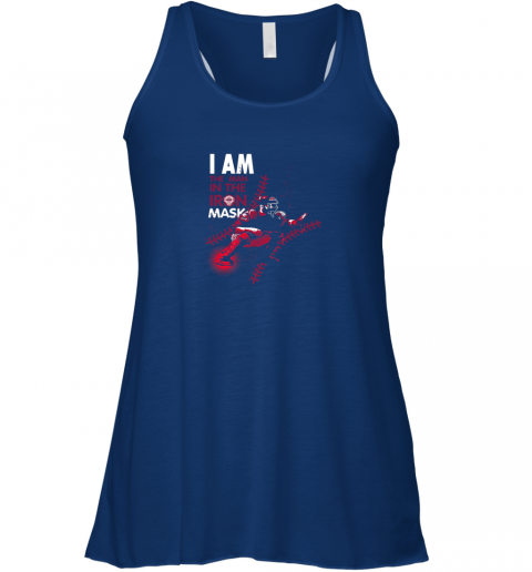 prqu i am the man in the iron mask baseball catcher flowy tank 32 front true royal