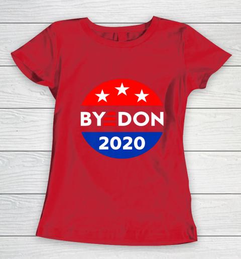 ByeDon 2020 Bye Don Anti Trump Vote Joe Biden Women's T-Shirt 9