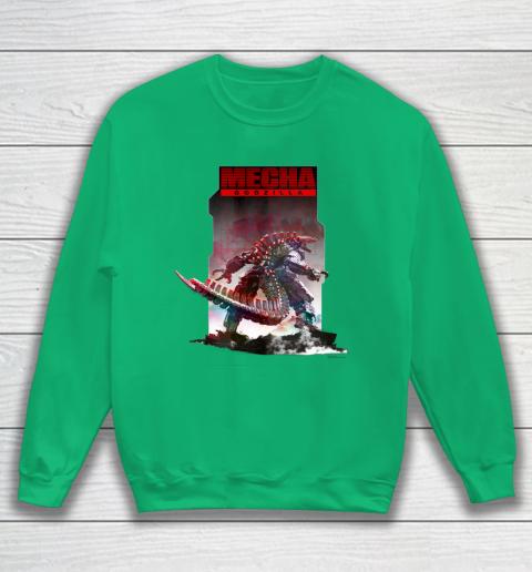 Godzilla vs Kong Mechagodzilla Sweatshirt 5