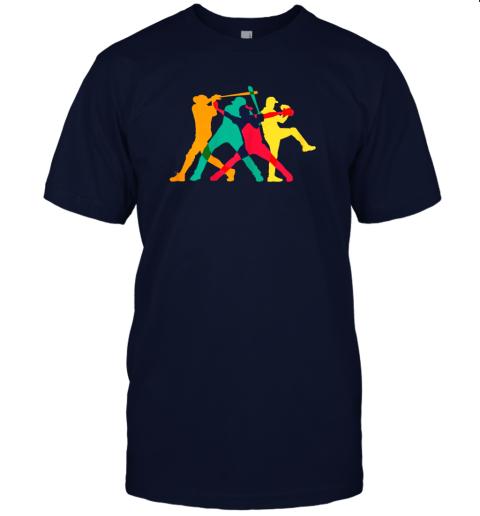 637s vintage baseball shirt gifts jersey t shirt 60 front navy