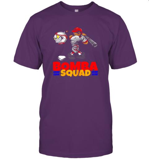 wczv bomba squad twins shirt for men women baseball minnesota jersey t shirt 60 front team purple