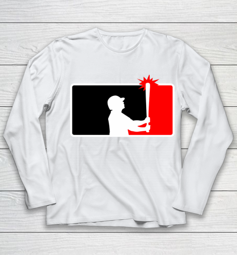 Judge Brett Gardner Youth Long Sleeve