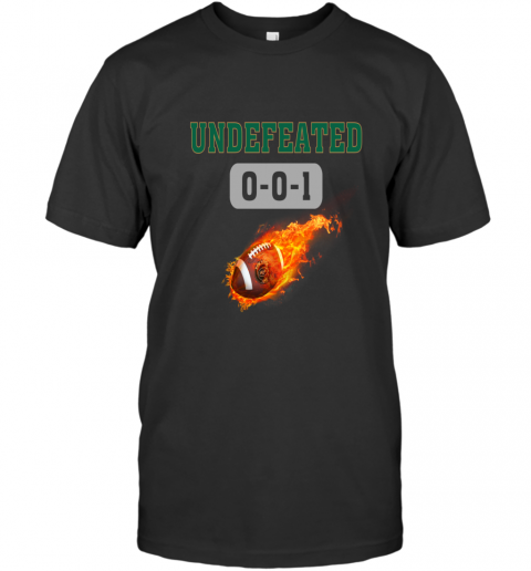 NFL NEW YORK JETS LOGO Undefeated T-Shirt