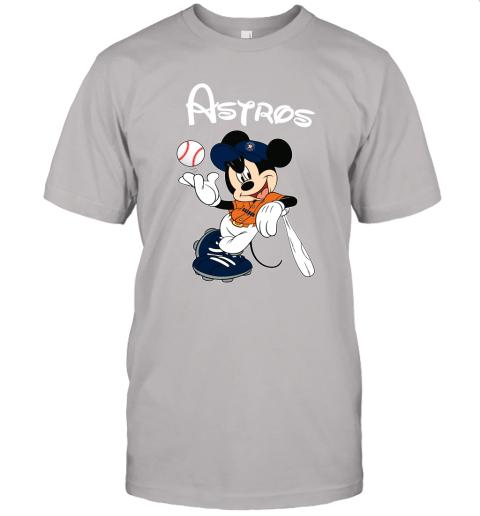 gq7h baseball mickey team houston astros jersey t shirt 60 front ash