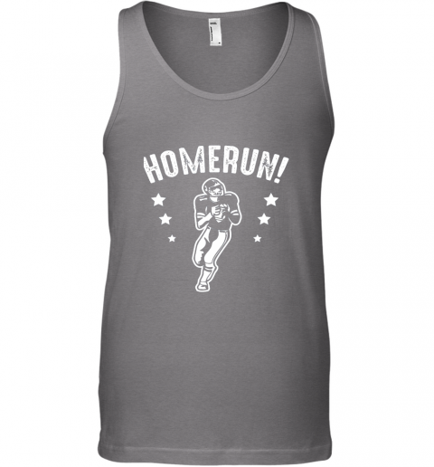 zqs7 homerun football baseball mix wrong sports unisex tank 17 front graphite heather