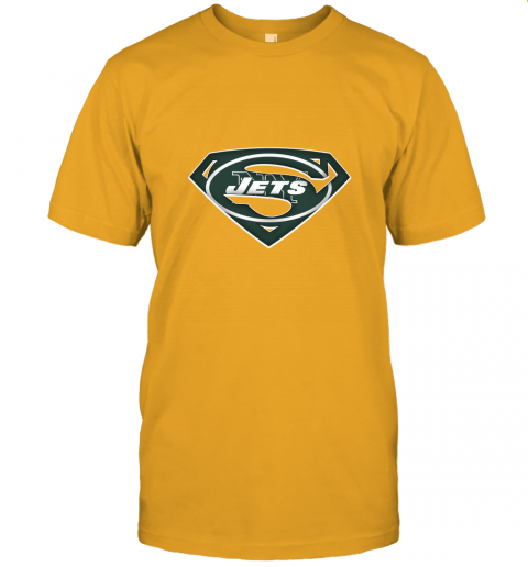 if87 we are undefeatable the new york jets x superman nfl jersey t shirt 60 front gold