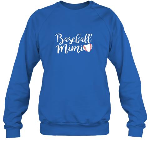 wj5g funny baseball mimi shirt gift sweatshirt 35 front royal