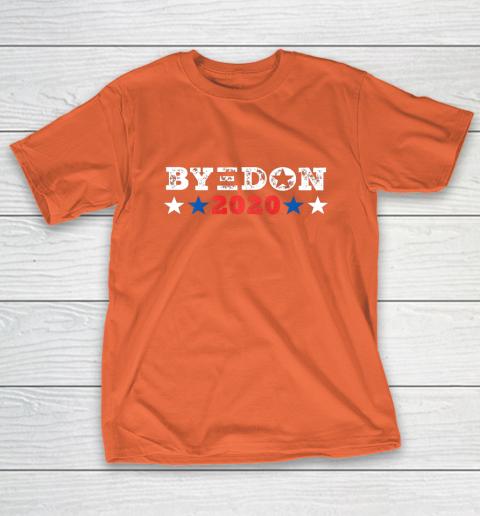 ByeDon Shirt 2020 Joe Biden 2020 American Election Bye Don T-Shirt 4