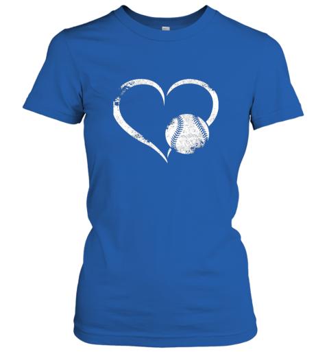 xutk i love baseballl funny baseball lover heartbeat ladies t shirt 20 front royal