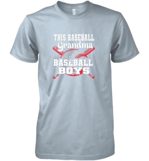 2x5w this baseball grandma loves her baseball boys premium guys tee 5 front light blue
