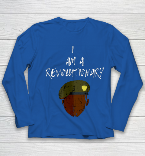 I AM A REVOLUTIONARY Fred Hampton Black Panther BHM 2 Youth Long Sleeve 7