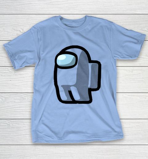Imposter Among Gamer Us Impostor Sus T-Shirt 8