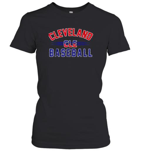 Cleveland CLE Baseball Women's T-Shirt