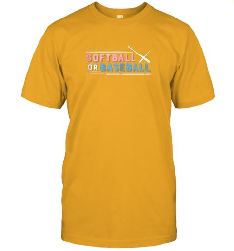 b0vz softball or baseball shirt sports gender reveal jersey t shirt 60 front gold