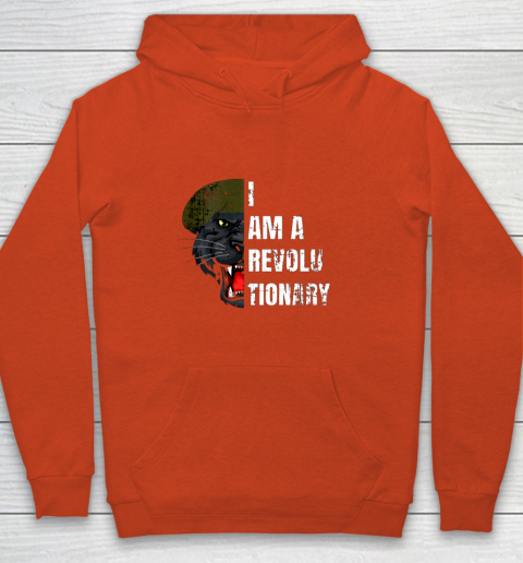 I AM A REVOLUTIONARY Fred Hampton Black Panthers Youth Hoodie 3