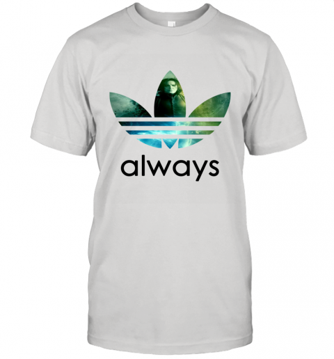 gifc adidas severus snape always harry potter shirts jersey t shirt 60 front white