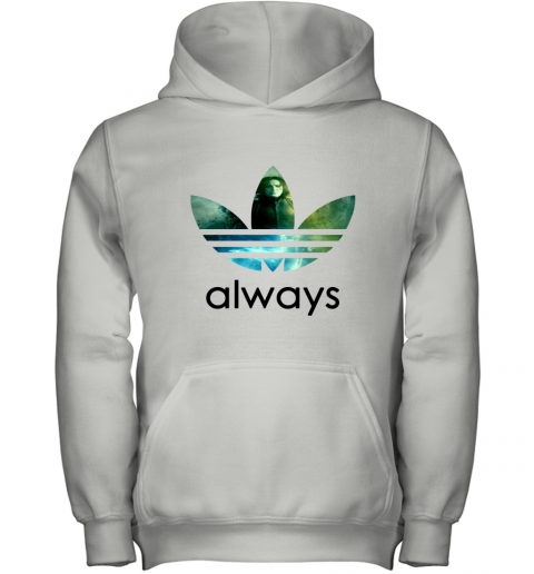 mxu8 adidas severus snape always harry potter shirts youth hoodie 43 front white