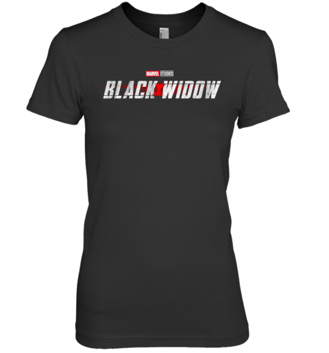 Marvel Black Widow Movie For May 2020 Premium Women's T-Shirt