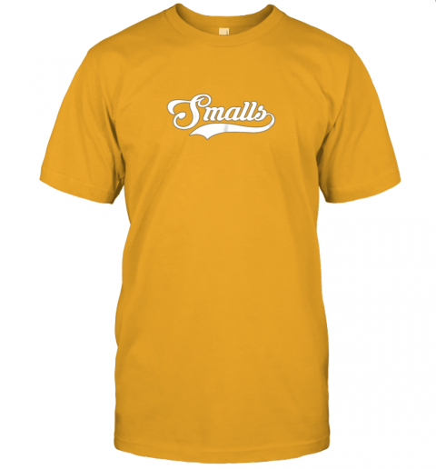 uycl you39 re killin me smalls baseball matching child jersey t shirt 60 front gold