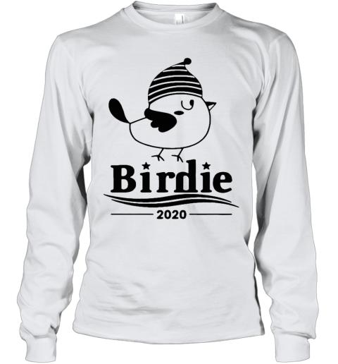 Birdie Bernie Sander 2020 Presidential Election Youth Long Sleeve