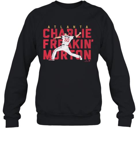 Atlanta Charlie Freakin' Morton Sweatshirt