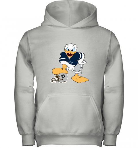 You Cannot Win Against The Donald Dallas Cowboys NFL Youth Hoodie