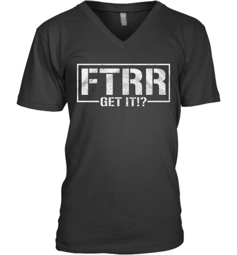 Being The Elite Ftrr Get It V-Neck T-Shirt