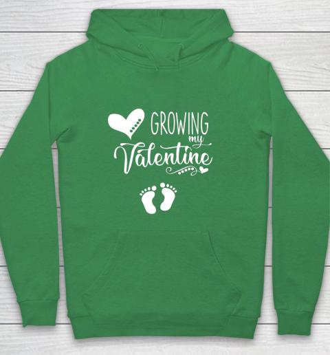 Growing my Valentine Tshirt for Wife Hoodie 5