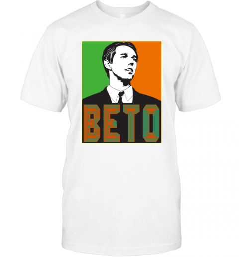 2020 Beto O'Rourke For President T-Shirt